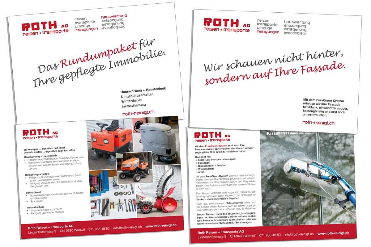 Roth Reisen + Transporte AG