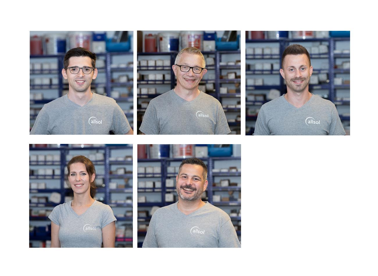 Porträt Fotografie Allsol GmbH Reinach   Photovoltaik + Heizungssysteme