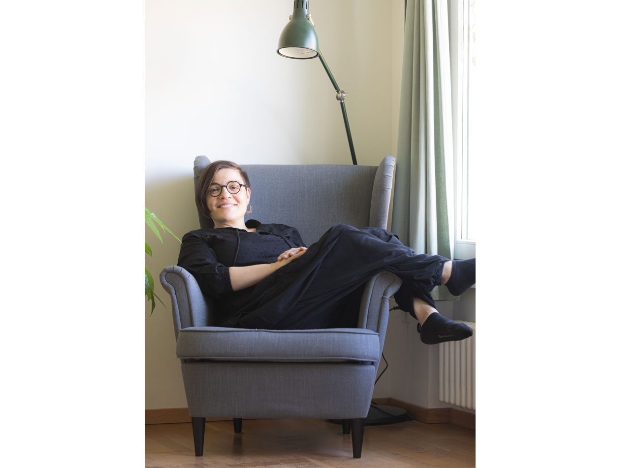 Cynthia Coray, Schauspielerin, Regisseurin und Theaterpädagogin